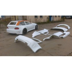 Wide body kit for BMW E36/8 Z3 coupe