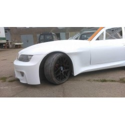 M4 look wide front bumper for BMW E36/8 Z3 coupe