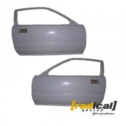 Lightweight FRP doors for Honda CRX ED9 EE8