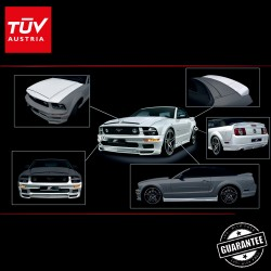 SHELBY Radical body kit for 5th generation Ford Mustang 06-14