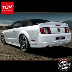SHELBY Radical rear bumper for 5th gen. Ford Mustang 06-14