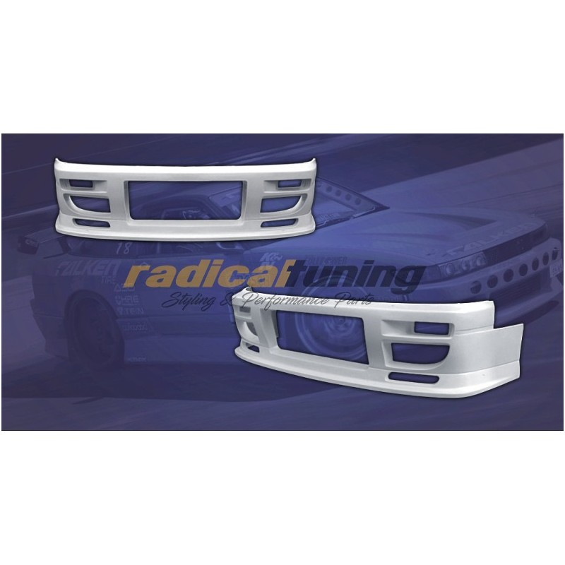 FRP front bumper for Nissan Silvia PS13 S13 180sx