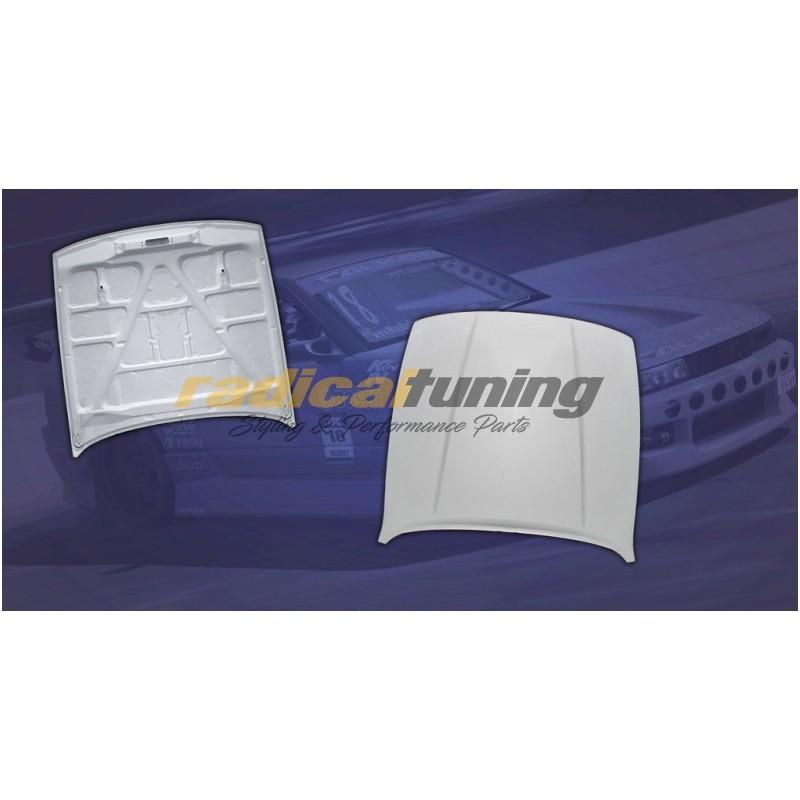 Lightweight FRP bonnet hood for Nissan Silvia PS13 S13 180sx