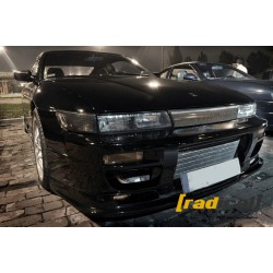 Nissan Silvia S13 to PS13 front conversion body kit