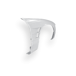 FRP vented front fenders wings for Nissan Silvia S13 180SX