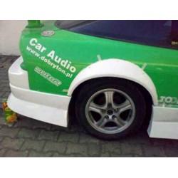 URAS style rear bumper for Nissan Silvia S13 180SX 240sx