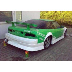 URAS style side skirts for Nissan Silvia S13 180SX 240sx
