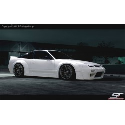 Rocket Bunny v1 body kit for Nissan Silvia S13 180SX 240sx