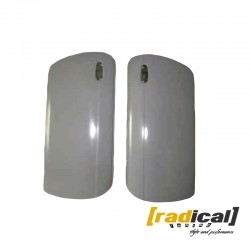 Pair of Lightweight FRP doors for Nissan Silvia S14 / S14a