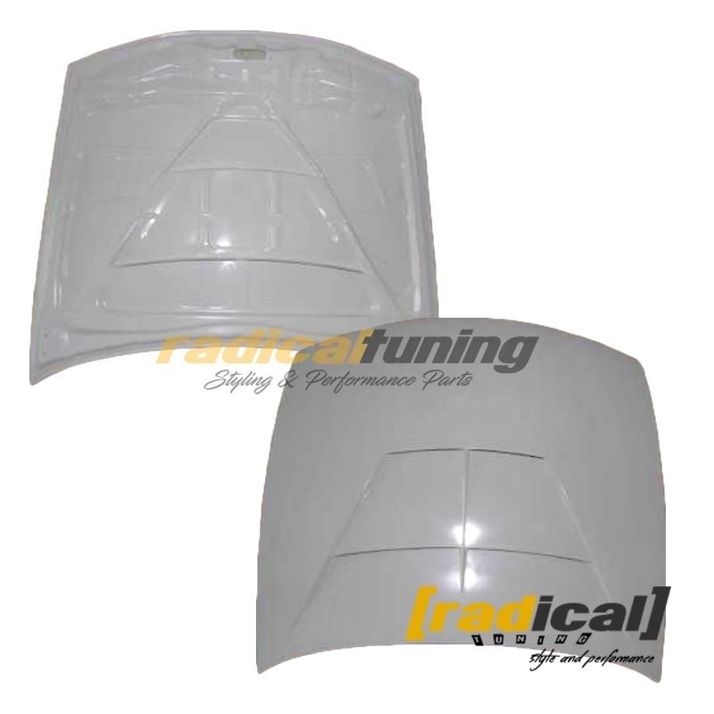 Fiberglass vented bonnet hood for Nissan Silvia S14a