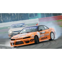 Wide body conversion kit for Nissan Silvia S14 / S14a 200sx