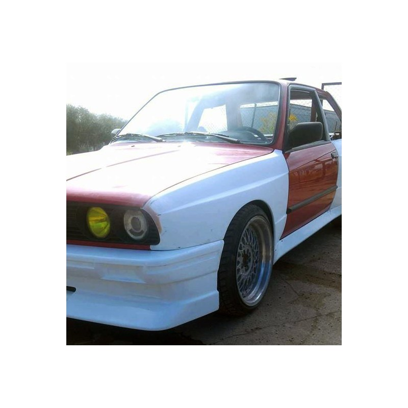 M3 spec front fenders for BMW E30 coupe M3