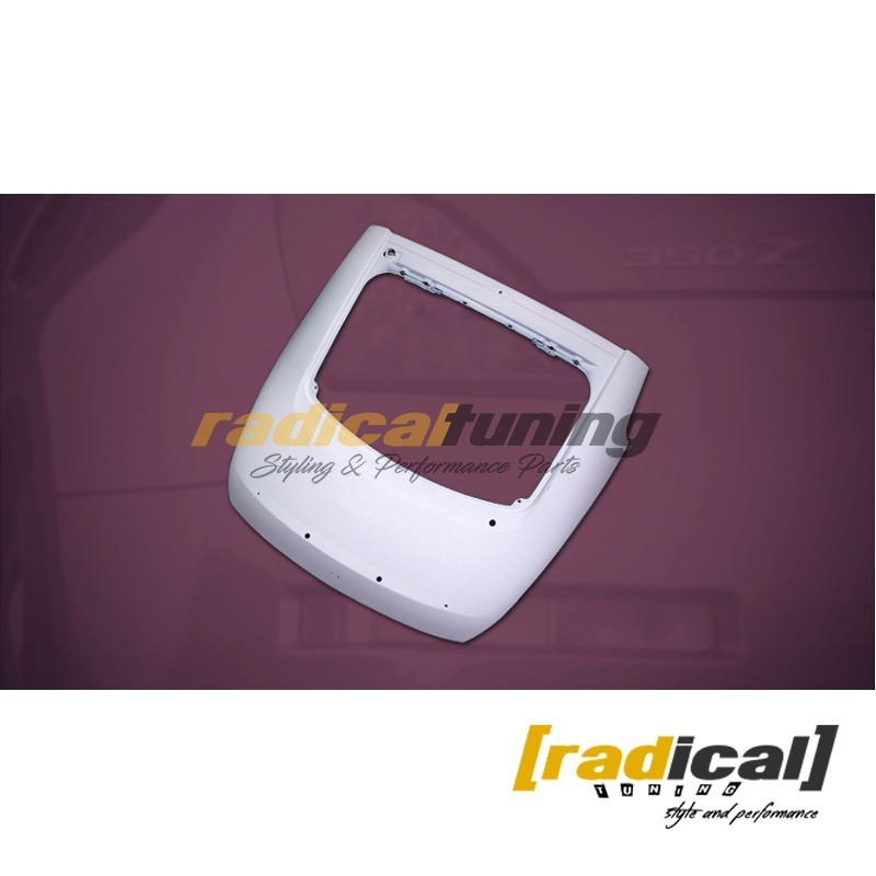 FRP boot lid tail gate hatch for Nissan Z33 350z