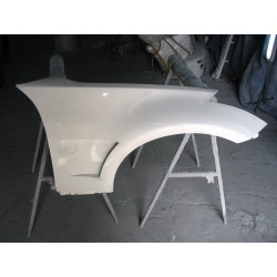 FRP vented front fenders wings for Nissan Z33 350z