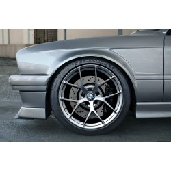 non-M vented style front fenders for BMW E30 coupe sedan
