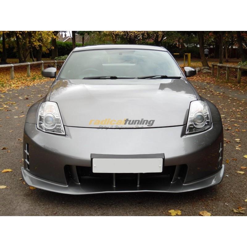 Nismo v3 front bumper for Nissan Z33 350z