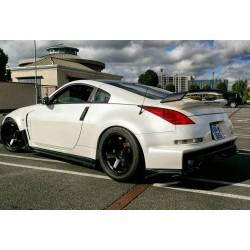 Nismo v3 rear bumper for Nissan Z33 350z