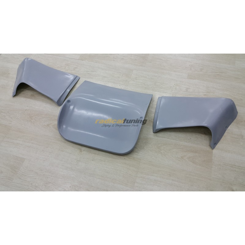 Rocket Bunny rear 3 piece diffuser for Nissan Z33 350z