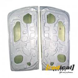 Fiberglass doors for Nissan Skyline R33 GTST GTR