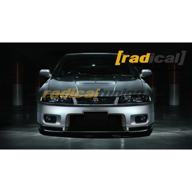 GTR style front bumper for Nissan Skyline R33 GTST