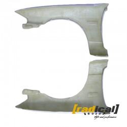 OEM style front fenders wings for Nissan Skyline R33 GTST