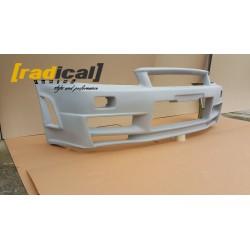 GTR Z-Tune wide front bumper for Nissan Skyline R34 GTT GTR