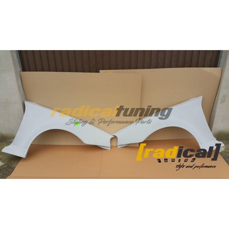 GTR Z-tune wide front fenders wings for Nissan Skyline R34