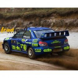 WRC wide body conversion kit for Subaru Impreza WRX STI GD Blobeye 03-05