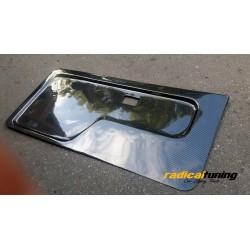 Carbor fiber door cards for BMW E30 coupe M3