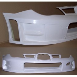WRC wide body conversion kit for Subaru Impreza WRX STI GD Hawkeye 06-07