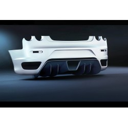 OEM type rear bumper for Ferrari F430 Scuderia