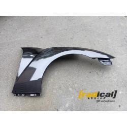 Nissan GTR R35 FULL Carbon OEM Style Front Fenders