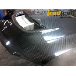 100% Carbon OEM Type Vented Bonnet Hood for Mitsubishi Evo 8 9