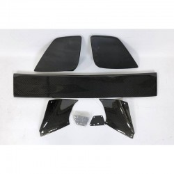 Carbon Fibre Trunk Boot Lid Spoiler Wing for Mitsubishi Evo 8 9