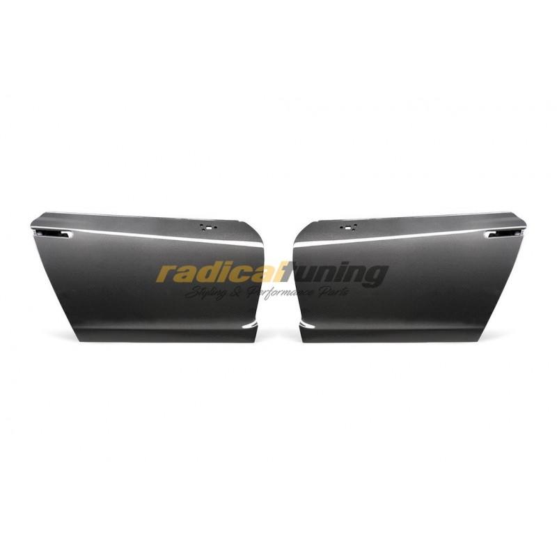 Carbon Fibre OEM Style Doors Nissan GTR R35