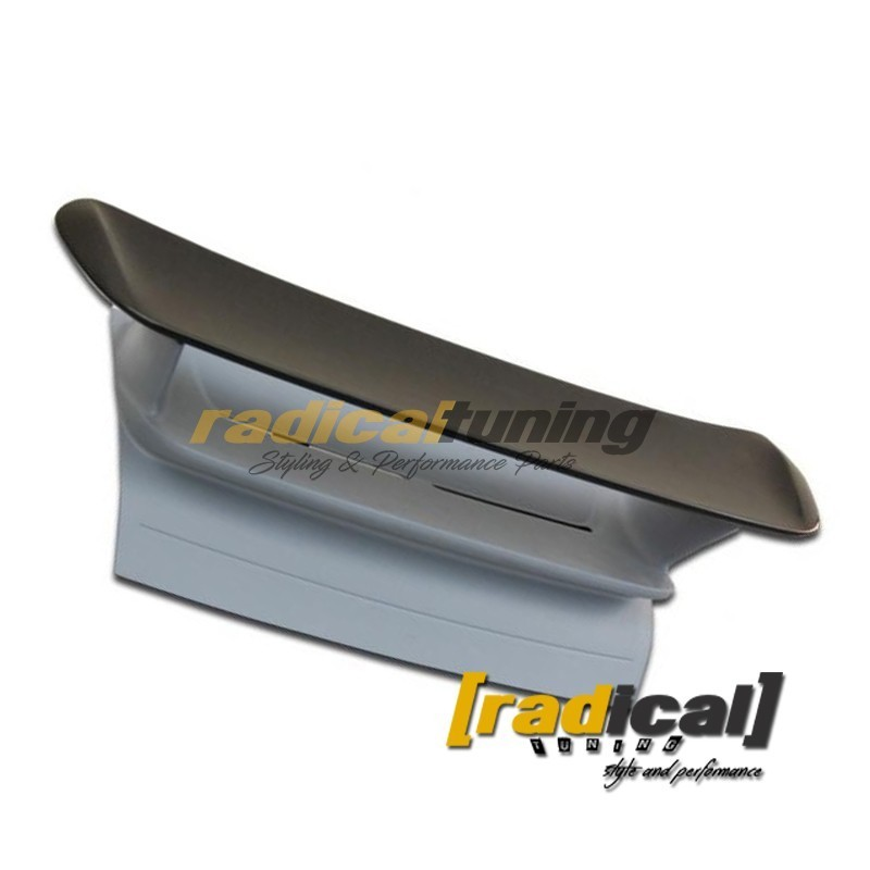 Rear Deck with Carbon GT3 MK2 Wing Spoiler for Porsche 911 996 S 4S Carrera
