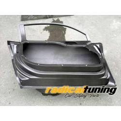 Pair of 100% Dry Carbon Fibre Doors for Audi R8 MK1 06-15