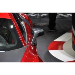 Carbon fibre GT3 LMS Ultra Mirror Shells for Audi R8 Gen. 1 (09-16)