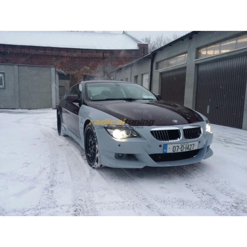 BMW E46 02-05 4D GTR Style Carbon Fiber Bonnet