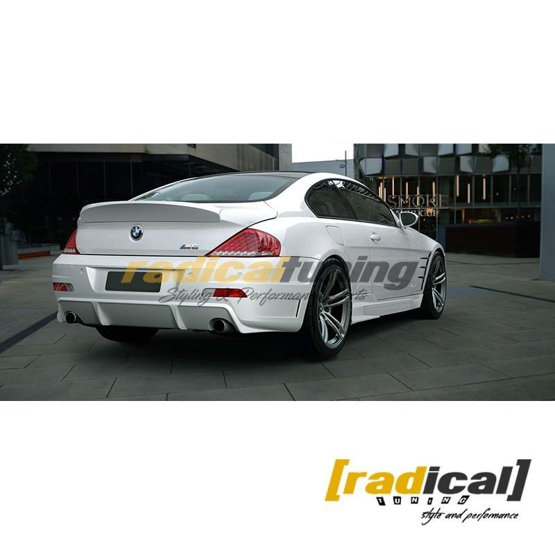 BMW E46 98-01 4D M3 Style Carbon Fiber Bonnet