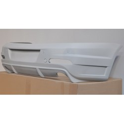 BMW E46 01-06 M3 - GTR Style Carbon Fiber Bonnet