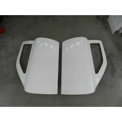 BMW E46 02-05 4D OEM Style Carbon Fiber Bonnet