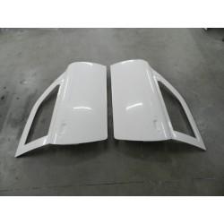 BMW E46 02-06 2D GTR Style Carbon Fiber Bonnet