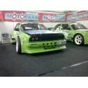 BMW E46 98-01 2D GTR Style Carbon Fiber Bonnet
