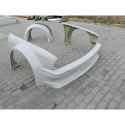 BMW E46 98-01 2D M3 Style Carbon Fiber Bonnet