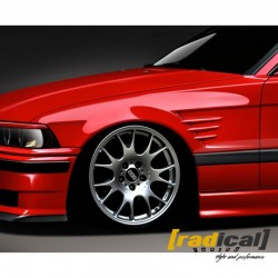 BMW E36 coupe / M3 vented front fenders v2