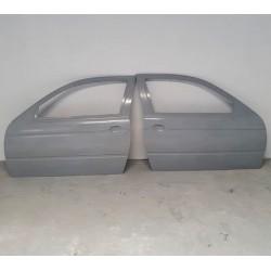 Audi A5 10-14 SPORTBACK RIEGER Style Carbon Fiber Diffuser