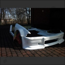 GTR DTM style wide body kit for BMW E36 coupe / M3