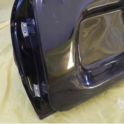 BMW E46 Coupe / M3 - fiberglass doors with integrated Porsche door cards