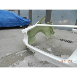 BMW E46 coupe / M3 - fiberglass full rear end replacement